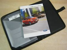 FORD FOCUS C-MAX  OWNERS MANUAL -OWNERS HANDBOOK 2014-2017 ref W82