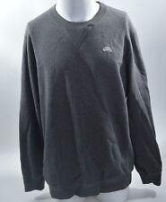 MENS NIKE SB PULLOVER SAMPLE SWEATER shirt L USED grey supreme crew jordan promo