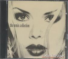 KIM WILDE The remix collection CD Like New