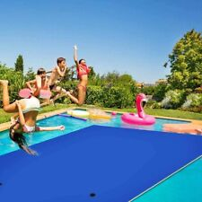 """101"""" 3-Layer Floating Water Pad Float Sports Foam Mat Lake Recreation Relaxing"""