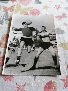 FOOTBALL PLAYER: ENRIQUE OMAR SIVORI, ARGENTINA, ITALY, PHOTO