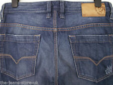Diesel Men's Extra Long Jeans