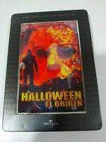 Halloween el Origen Rob Zombie - DVD Steelbook Terror Español English