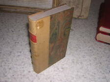 1852.Marie Stuart / Schiller.bilingue.bon ex relié