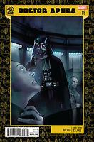 Star Wars Doctor Aphra #6  (Darth Vader Variant / 40th Anniversary / 2017 / NM)