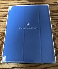 """Genuine Blue Apple Smart Cover for 9.7"""" iPad Air/Air 2 (MGTQ2ZM/A) - Mint!!!"""