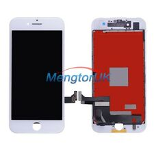 White LCD Display Touch Screen Digitizer Frame Assembly for iPhone 7 4.7''