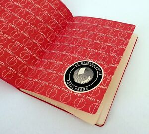 The Focal Press Contina Guide 6th Edition (1959), UK Dealer