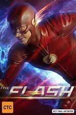 The Flash : Season 4 (DVD, 2018, 5-Disc Set)