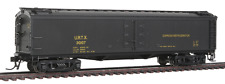"HO Scale - BROADWAY LIMITED 1845 URTX - GACX 53' 6"" Wood Express Reefer Car"