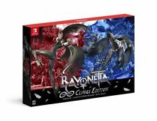 Nintendo Switch Bayonetta Climax Edition From JAPAN NO STICKER Used