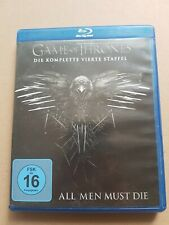 Game of Thrones Staffel 4 Blu-ray Disc