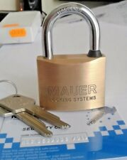 MAUER 185.005 MLS   High Security Padlock.NO MASS PRODUCTION