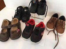TODDLERS Children  shoes - Reebok Nike Nautica  Oshkosh lot of 5