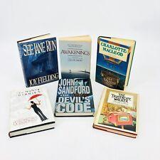Awakenings Oliver Sacks 1990 The Devil's Code John Sandford 6 Book Lot Hardcover