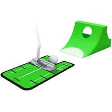GoSports Puttster Golf Putting Training System Includes Alignment Guide and Ramp