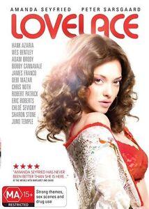 Lovelace DVD BRAND NEW SEALED 💥💥