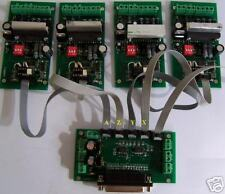 4-AXIS CNC DRIVER BOARD 4 STEPPER MOTOR (ROUTER,MILL)