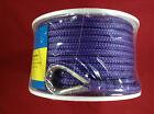 Anchor Line 38 X 100 Braided Nylon Purple Seachoice 42231