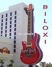 Mississippi BILOXI HARD ROCK CASINO  day  Fridge Magnet