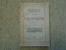 Leading Events in the History of the Port of Bristol