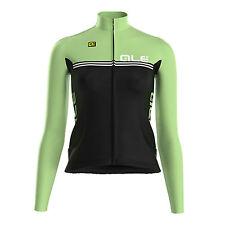 Women's Fleece Long Sleeve Cycling Jerseys