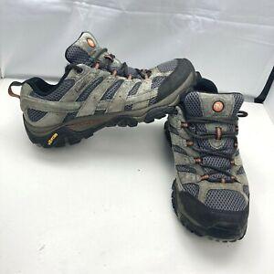 Merrell Moab 2 Waterproof Beluga J06029 Brown Gray Trial Hiking Shoe Mens Sz 9.5