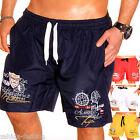 Bañador hombre pantalones de natación Bermudas 3/4 Verano cortos Capri PLAYA