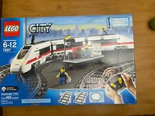 Lego City Train RC set #7897 Passenger Train Discontinued from 2006