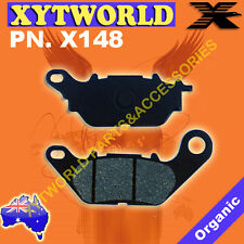 X148 Brake pads Yamaha XC YBR 125 T135 Vity Cypton Jupiter Spark Exciter Sniper