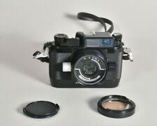 Nikonos Iii Amphibious Camera with 35mm/2.5 Instructions, Books, Case, O-Rings