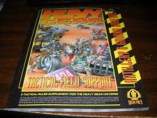 Heavy Gear: Tactical Field Support: Artillery & Ground Warfare