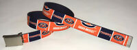 Auburn University Tigers BELT NCAA Fan Game Gear College Team Apparel Aubie AL