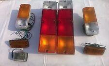 Turn / Tail - Brake / Marker Complete Set of Lights - OEM - Suzuki Samurai 86-95