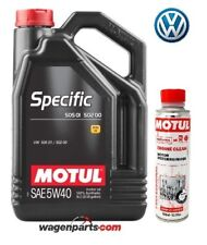 Aceite Motul Specific VW Audi 50501 50200 50500 5W40, 5 litros Engine Clean