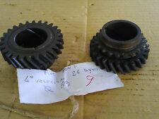 Ingranaggio 4 marcia 26 denti Fiat 600 D