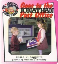 Jonathan Goes The Post Office Board Book