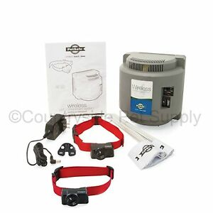 PetSafe Wireless Pet Containment System PIF-300 W/ Additional Collar PIF-275-19