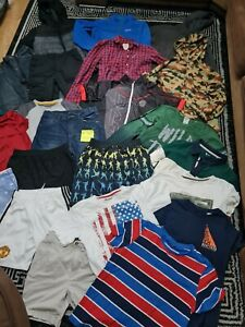 #342💙 Huge Bundle Of Boys Clothes 11-12years NEXT GEORGE DARE2BE F&F REGATTA