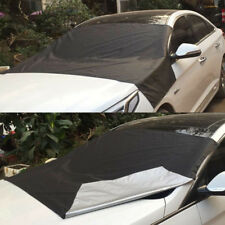 Car Truck Folding Windshield Protect Cover Snow Ice Frost Protector Sun Shield