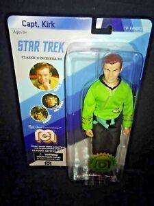 "CAPTAIN KIRK - Classic Star Trek 8"" MEGO Action Figure #1629 / 10000"