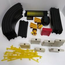 "Tyco Slot Car Track Lot pc Power Supply Controls 5831 9"" Circle 5830 5829"