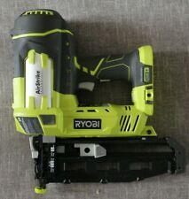 RYOBI CORDLESS AIRSTRIKE 18-GAUGE BRAD NAILER 18-Volt Nail Gun  (Tool-Only)