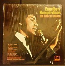 Engelbert Humperdinck - We Made It Happen LP 1970 London 71038 Stereo VG+ Shrink