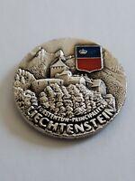 Liechtenstein Metal Souvenir Fridge Magnet