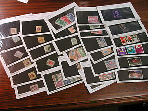Hong Kong Dealers Lot of 48 Mint & Used, Nice Clean Material