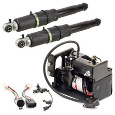 For Cadillac Escalade & GMC Yukon XL 1500 Pair Arnott Rear Air Shock Set TCP