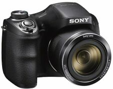 "Cámara Digital Sony Cyber-shot DSC-H300 20.1MP 35x Zoom Óptic Lcd De 3"""