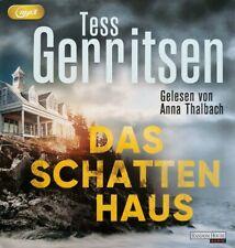Das Schattenhaus - Thriller von Tess Gerritsen