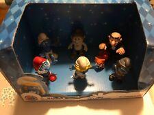 Schleich The Smurfs 6 Figures 2013 - Movie